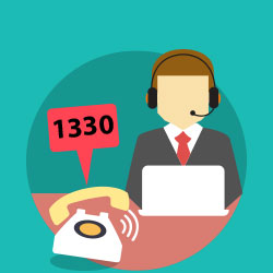 1330 Travel Hotline